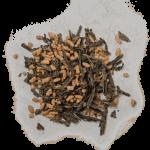 Ostfriesischer Sanddorn-Sahne Tee